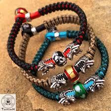 dragon paracord bracelet images Double dragon thin paracord bracelet kruger edc jpg