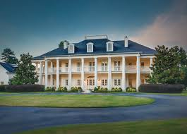southern plantation style homes in an effort to showcase what rock has to offer in terms of
