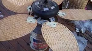 can you replace ceiling fan blades replacing ceiling fan blades youtube