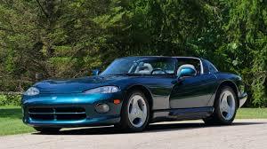 Dodge Viper 1995 - 1995 dodge viper rt 10 roadster f166 chicago 2017