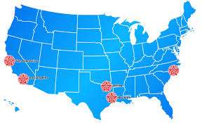 World Of Work Map by Veterans R Moving Us Dallas Moving Company