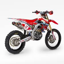 motocross racing numbers jcr honda 2015 race replica graphic kit with number plate