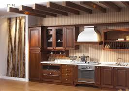 wooden kitchen furniture solid wood kitchen cabinets 1137