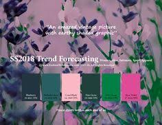 aw2017 2018 trend forecasting on pantone canvas gallery spring summer 2018 trend forecasting is a trend color guide that