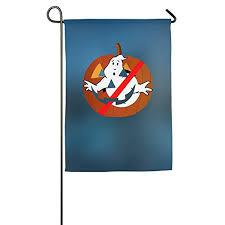 ghost busters halloween ghostbusters halloween pumpkin lantern garden flag awesome