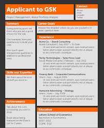 Create The Best Resume by How To Create The Eye Catching Designer Resume Like A Pro