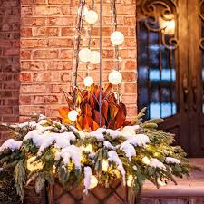 16 best easy outdoor christmas decoration ideas images on