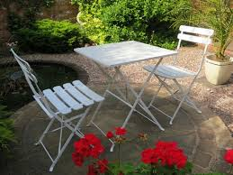 Square Bistro Table And Chairs Incredible White Metal Bistro Table White Metal Bistro Chairs