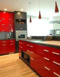 Gloss Red Kitchen Doors - high gloss purple kitchen cabinets d unik specialty panels