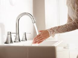 bathroom awesome grohe faucets with double handle plus sink for