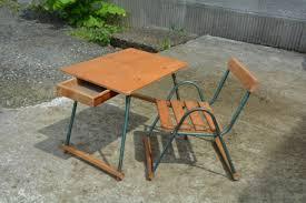 bureau enfant vintage fauteuil et bureau enfant vintage les vieilles choses