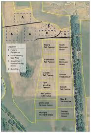 Umd Campus Map Regional Rotational Grazing Research And Demonstration Project
