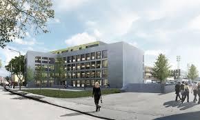 wettbewerbe architektur architektur wettbewerbe bürogebäude hvw architekten