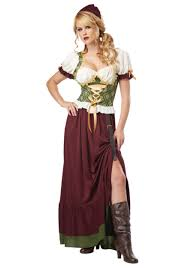 victorian halloween costumes women renaissance wench costume