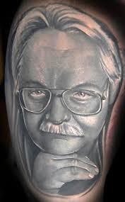 bi focals portrait by ryan hadley tattoonow