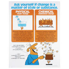 physical and chemical changes lessons tes teach