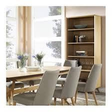 erika scandinavian wooden bookcase u2013 the design edit