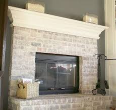 pin by sharon ambrose on crafts pinterest brick fireplace