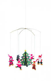 121 best deck the halls images on pinterest hanging mobile