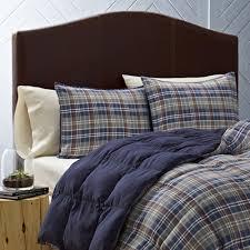 Plaid Bed Set Eddie Bauer Rugged Plaid Comforter Set Reviews Birch