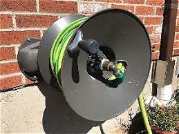 what is the best garden hose reel outsidemodern