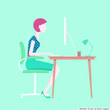 Neck Exercises At Desk Sitting All Day Can Make Everything Hurt But There U0027s A Way To Fix