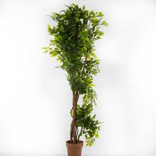 artificial trees decoration for rental geranium street usa