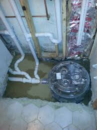 Basement Bathroom Sewage Pump Sewage Ejector Revere Beach Parkway U2013 Impressive Plumbing And Heating