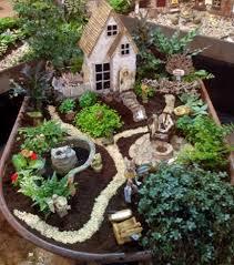 Fire Up The Grill Guys Best Diy Miniature Fairy Garden Ideas In Diy Garden Design