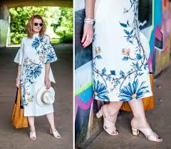 Summer Garden Wedding Guest Dresses - the perfect wedding guest or garden party dress over 40