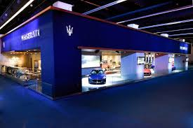 maserati night maserati at frankfurt international auto show 2017