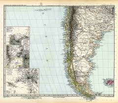 Patagonia South America Map by Historic Map Of Patagonia 1891 Zoom In And See Detailed U2026 Flickr