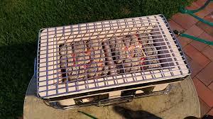 sit around grill table dragon hibachi charcoal barbecue australasian barbecue alliance