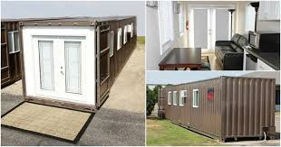 You Can Now Buy a ShippingContainer Tiny House from Amazon But