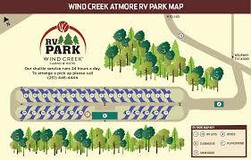 Mohegan Sun Map Casino Hotel Dining Entertainment Wind Creek Atmore