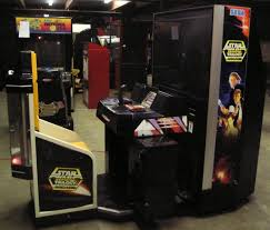 star wars trilogy arcade dx sit down arcade machine game for sale