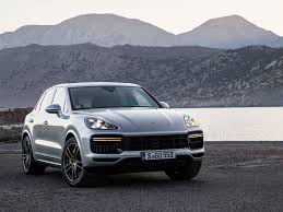 porsche cayenne blacked out new porsche cayenne turbo 2018 driven pistonheads