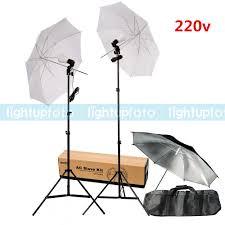 cheap umbrella lighting kit 127 21 buy here http appdeal ru f1gj inno photo studio slave