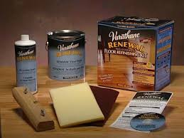 varathane renewal semi gloss floor refinishing kit 1 gal at