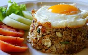 membuat nasi goreng cur telur what to cook when you don t know what to cook my cooking without
