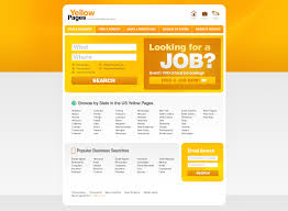 job portal website template 28745