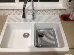 Best Sink Grids For IKEA DOMSJÖ Farmhouse Sink - Kitchen sink grid