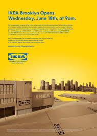 Ikea Birthday Ikea Brooklyn Grand Opening Ads Anthonyalvarez Personal Network