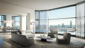 Manhattan Plaza Apartments Floor Plans by United Nations Plaza Interiors For Modern Living