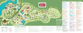Map Of Columbus Ohio Area by Columbus Zoo And Aquarium Park Map