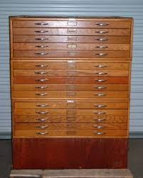 blueprint flat file cabinet amish 5 drawer blueprint drafting file cabinet flat file cabinet