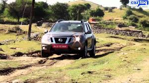 nissan terrano india nissan terrano 85 xl plus video review by cartoq com youtube