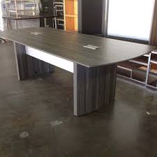 Grey Meeting Table Grey Meeting Table Bonners Furniture