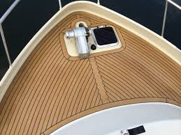 Teak And Holly Laminate Flooring Ship Deck Flooring Synthetic Boat Deck System Pvc Synthetic
