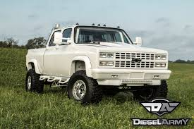 88 Ford Diesel Truck - built not bought eric miller u0027s u002789 chevy crew cab with a 12 valve